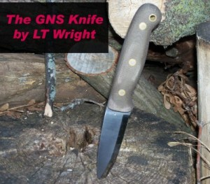 GNS Knife by LT Wright