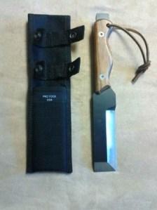 Chisel knife 2
