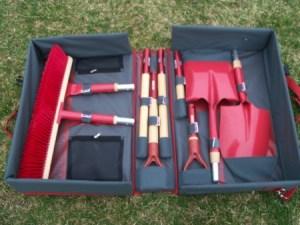 RedHed Garden Master Tool Kit - Case interior 4