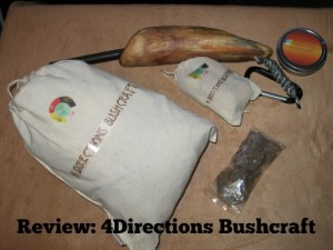 4Directions Bushcraft cover