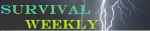Survival Weekly Lightning Banner