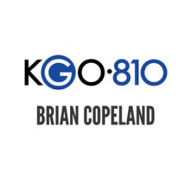 Brian Copeland on KGO-AM Interview 11-6-17