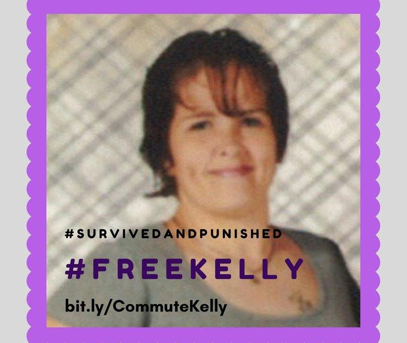 Help Free DV Survivor, Kelly Ann Savage!