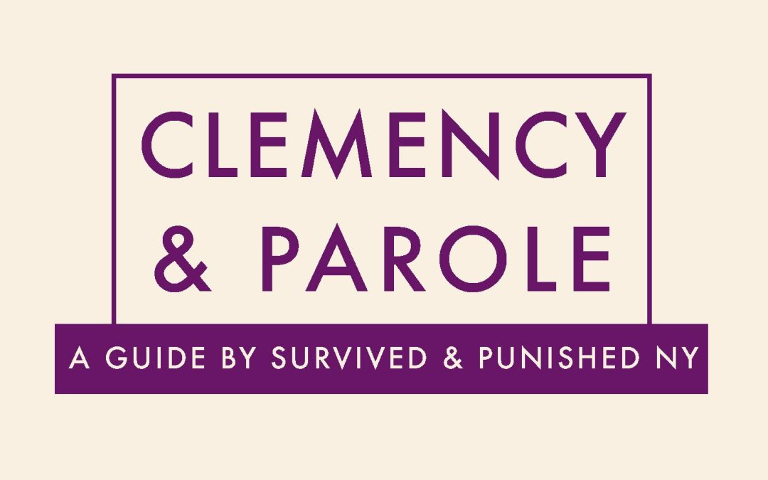 Now Available: Clemency & Parole Guides