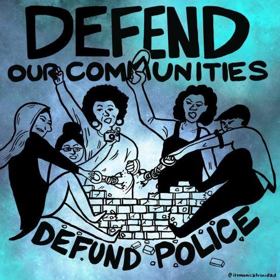 Reclaim Pride by Defunding the Police