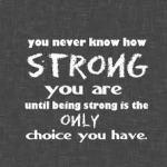 survivor strength, survivor strong