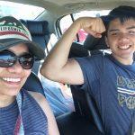 sons, family,love,stroke survivor mom