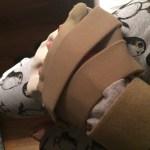 splint, hand splint, stroke survivor, occupational therapy