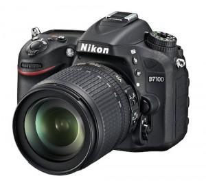 The Nikon D7100