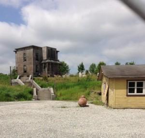 Bates Motel Film Set Location
