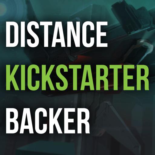 Distance Kickstarer