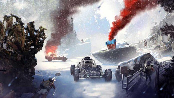 PlayerUnknowns Battlegrounds Was Ist Mit Der Nacht Und Schnee Map