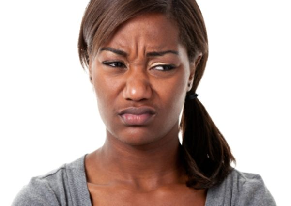 Image result for disgusted black woman