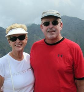 Climbing Mt. Vesuvius