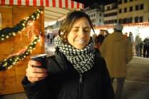 Christmas Market, Santa Croce, Florence, Italy