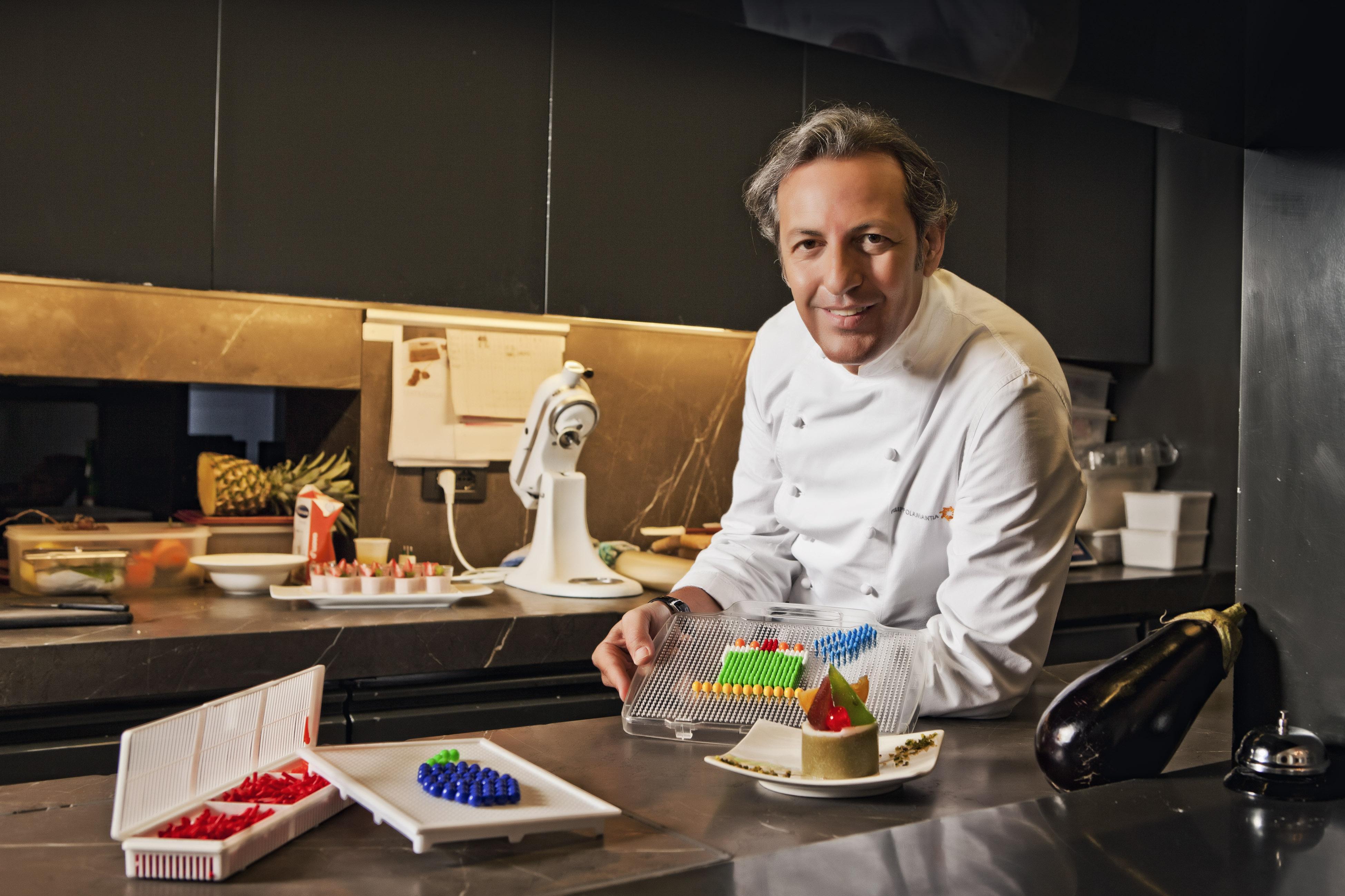 Filippo La Mantia la filosofia del cibo  CosaDoveMangiare