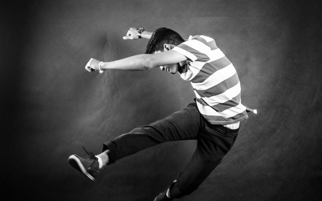 Adventures In Equanimity: It's not the end of the world, it's only break dancing