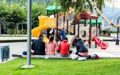 Lions And Tigers And … Playgrounds … Oh My (The Invisible Struggles Of Parenting On The Spectrum)