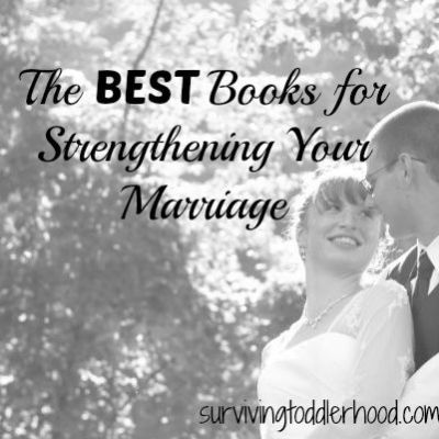 The BEST Books for Strengthening Your Marriage