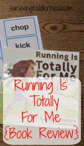 Running Is Totally For Me {Book Review}