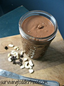 Trim Healthy Mama Sugar Free Chocolate Nut Butter