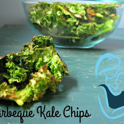 Barbeque Kale Chips {Low Carb, Sugar Free, THM Legal, and GAPS Legal}