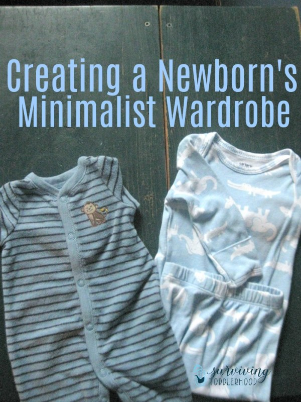 Creating a Newborn's Minimalist Wardrobe Have you considered a capsule wardrobe for your new baby, but you aren't sure where to start? Check out these tips for creating a newborn's minimalist wardrobe! Motherhood | Christian Motherhood | Mom Life | Mom Hacks | Capsule Wardrobes | Minimalism | Small Home Family | Mothering | Crunchy Mama | Crunchy Mom | Baby Hacks | Newborn Hacks | Postpartum Care | Pregnancy | Boy Mom | Baby Number Four | Large Family Life | Big Family Hacks | #capsulewardrobe #minimalism #momhacks