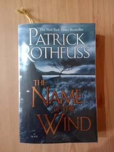 The Name Of The Wind Review : review, Review:, SURVIVORDEAN