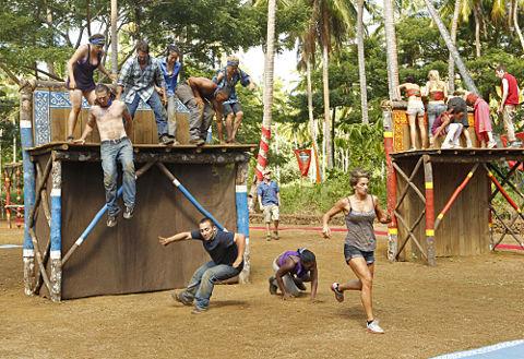 Survivor South Pacific Episode 01