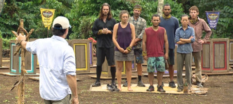 Survivor South Pacific episode 11