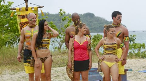 Survivor Philippines Episode 1 Tandang tribe