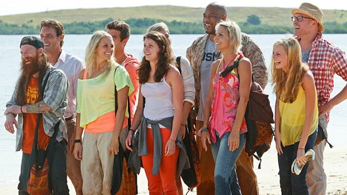 Survivor 2013 cast