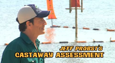 Jeff Probst on Survivor 2013 cast