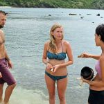 Survivor 2013: Vytas, Katie, and Ciera