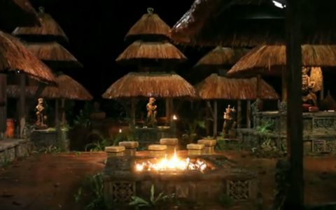 Survivor 2014 Tribal Council