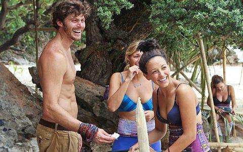 Solana Beauty tribe on Survivor 2014