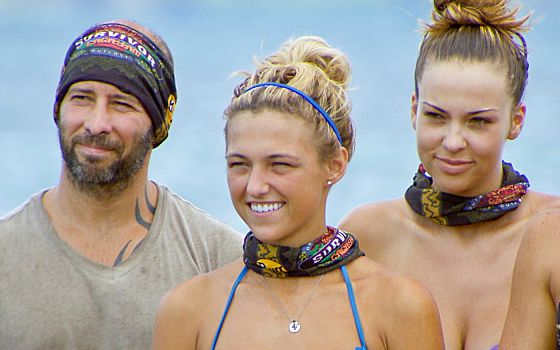 Tony, Jefra, & Morgan on Survivor Cagayan
