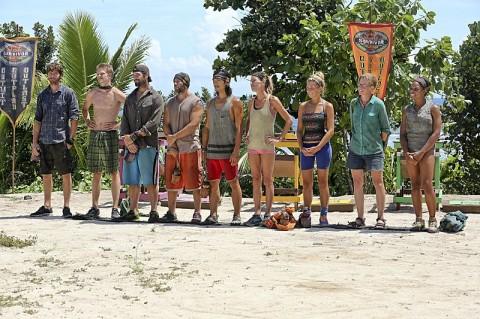 Solarrion Tribe on Survivor Cagayan