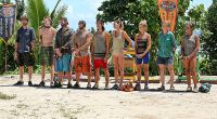Solarrion Tribe on Survivor Cagayan
