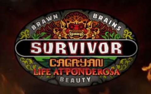 Survivor Cagayan - Life At Ponderosa