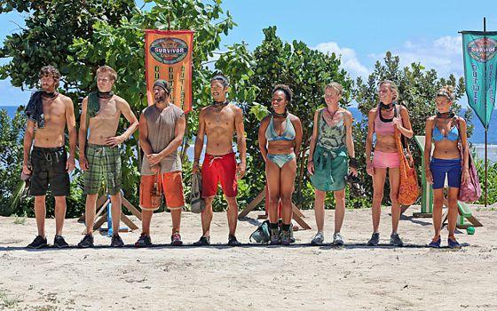 Survivor Cagayan Episode 09