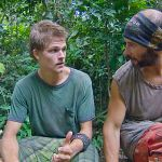 Spencer and Tony on Survivor 2014 finale
