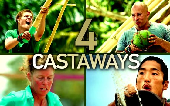 Survivor 2014 Cagayan - Final Four Castaways
