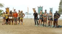 Survivor 2014 Blood Vs Water - Week 10 Challenge spoilers
