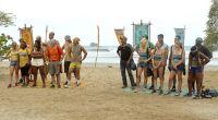 Survivor 2014 Blood Vs Water - Week 10 Challenge spoilers