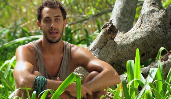 Reed Kelly on Survivor Season 29