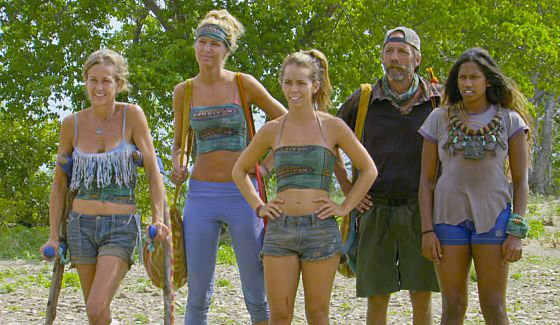 Survivor 2014 Challenges sneak peek