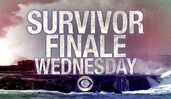 Survivor 2014 Finale tonight on CBS