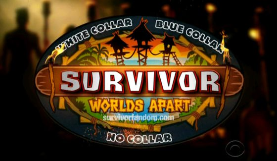 Survivor 2015: Worlds Apart logo