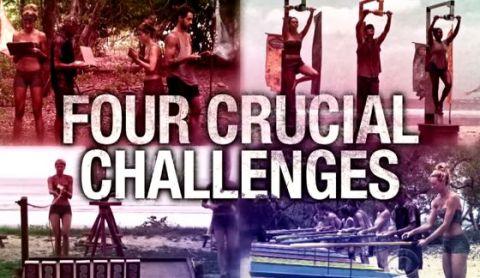 Survivor 2014 delivers FOUR challenges tonight
